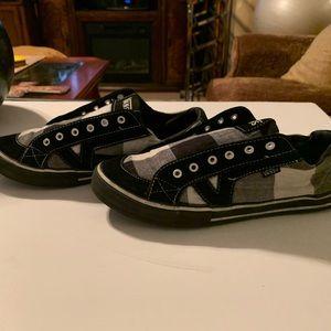 Vans Plaid Sneakers